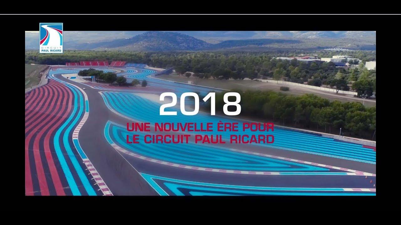 Circuit Paul Ricard >> Circuit Paul Ricard Saison 2018