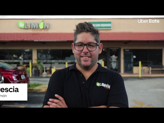 Unpacked: Dr. Limón | Uber Eats