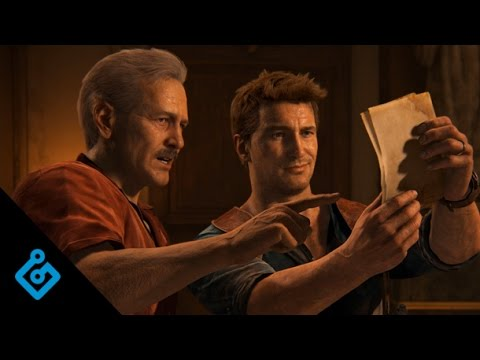 Game Informer's Uncharted 4 Game Club - Part 1