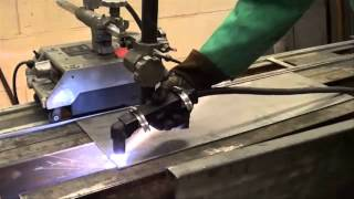 MACHINE SHOP TIPS #80 Miller Plasma Cutter tricks part 1 tubalcain