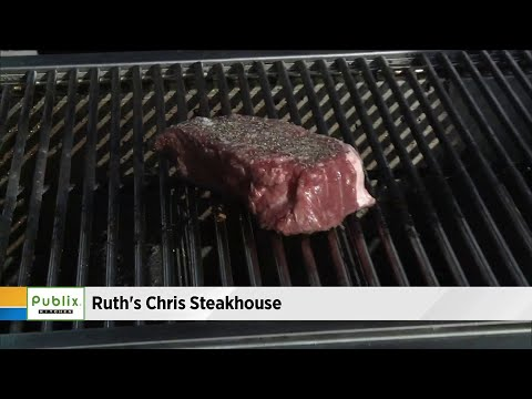 Ruth's Chris Is In The