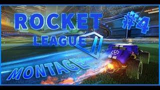 Rocket League - Dribble, Goals, Saves, Minigames #4