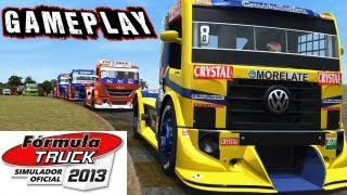 Formula Truck Simulator 2013 Gameplay Racing PC HD
