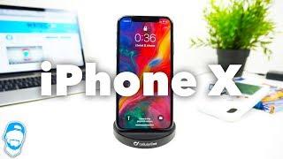 📱 APPLE iPHONE X: Nejdražší iPhone EVER! | #WRTECH (CZ Recenze/Review)
