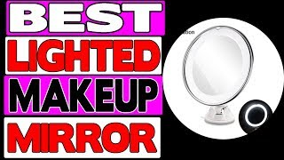 Ruimio Lighted Makeup Mirror Review