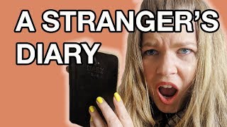 I Bought A Stranger's Diary From ebay