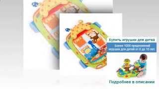 видео Свинка Пеппа игровые наборы: дом и игровая плошадка Peppa Pig купить в Москве