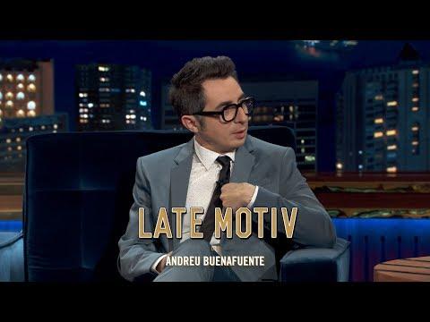 "LATE MOTIV -  Berto Romero ""Calentito"" LateMotiv499"