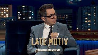 "LATE MOTIV - Berto Romero. ""Calentito""| #LateMotiv499"