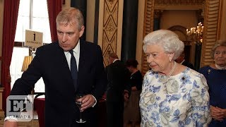 Prince Andrew Allegedly Fired By Queen Elizabeth Ii