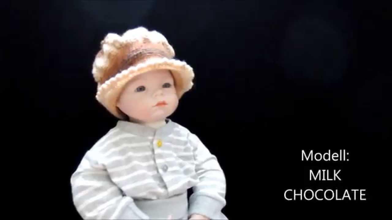 Mützen Für Babys Und Puppen Häkeln Crochet Youtube