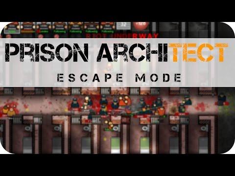 Prison Architect - Escape Mode