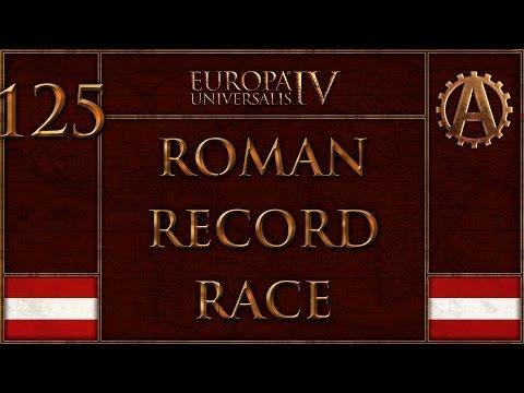 EUIV The Holy Roman Record Race 125