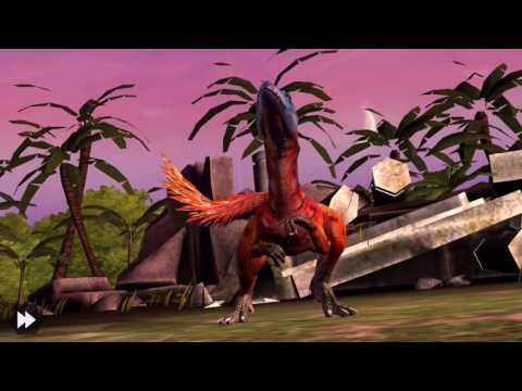 Jurassic World: Das Spiel #102 Tanycolagreus Lvl. 40 & Protostega!!  [60FPS/HD] | Marcel