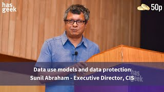 Data use models and data protection