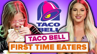 People Try Taco Bell For The First Time