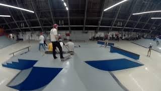 Обзор обновления скейт-парка Жесть. Позор - СПБ.