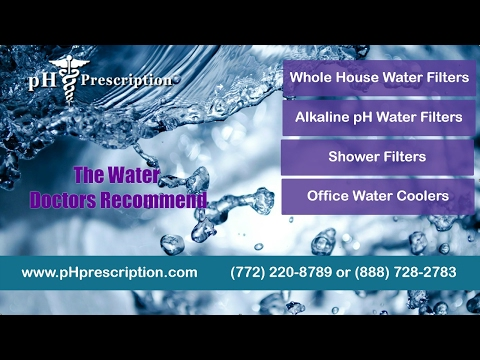 Alkaline Water Filter System  Whole Home Water Filtration System - Part 4 of 4