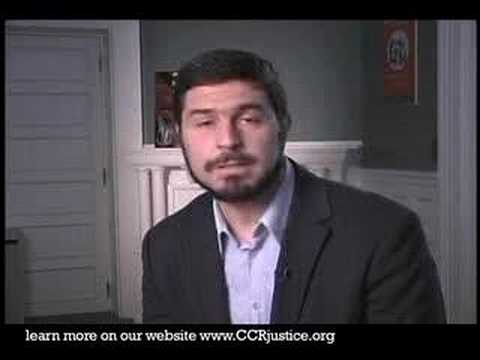 Maher Arar speaks about his rendition and torture.