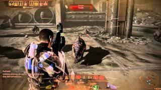 Mass Effect 2: Sentinel Vanguard Hybrid Mod Grunt Loyalty Mission