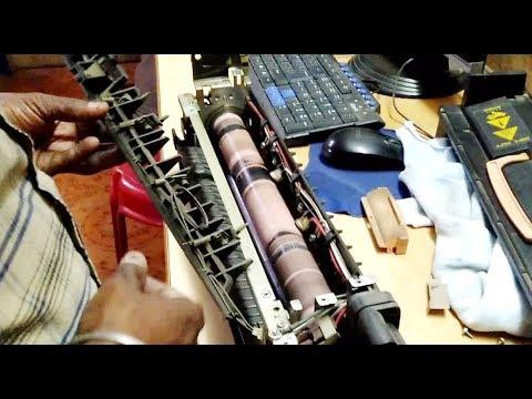 Xerox 5875 Heat Roller Changes | How to changes Heat roller in 5875,5890,5855,5845,5775,5755,5745