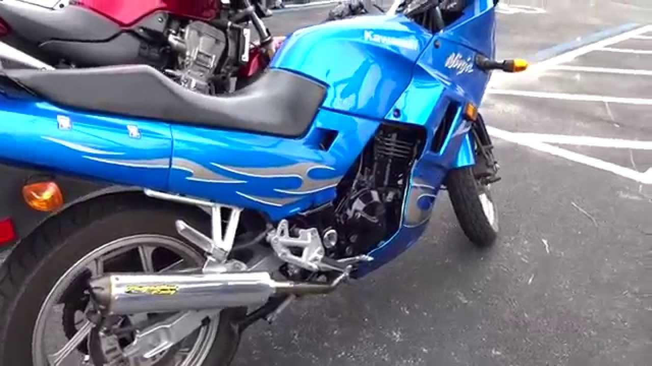 2007 Kawasaki Ninja 250 Walkaround Review Thinking Of Buying It