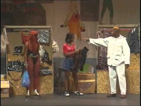 HIGGLERS PART 1 OF 4 [JAMAICAN PLAY COMEDY]