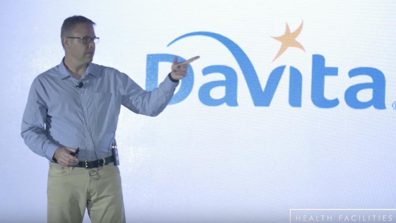 Innovation in Outpatient Facility Design   Chuck Cooper - DaVita