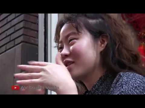 a China Lady in Amsterdam 中国大妈在荷兰Netherlands 5