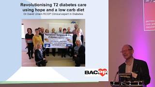 Dr. David Unwin - resolving Diabetes and Obesity - with Science BACPR2017 thumbnail