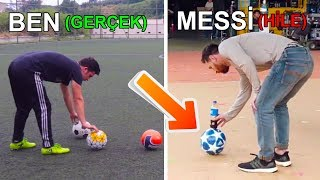 FOOTBALLER HACKS (I did all the facts)