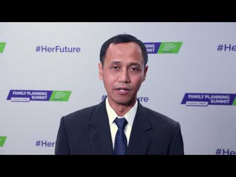 Family Planning Summit 2017: Government of Indonesia Commitment