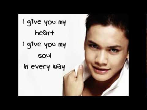 EVERYTHING I NEED - RANDY PANGALILA (on screen lyrics)