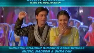 CHALE HEIN BARATI BAN THAN KE ( Singers, Shabbir Kumar & Asha Bhosle )