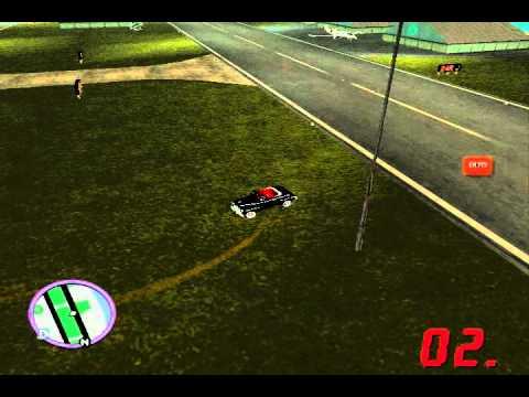 GTA Vice City - Biff Tannen's Car
