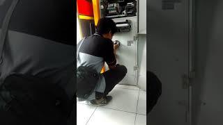 Pengisian ATM