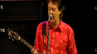 Paul McCartney - Penny Lane Live at Glastonbury 2004 (High Quality 720p)