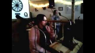Karaoke Singer Holly Roller