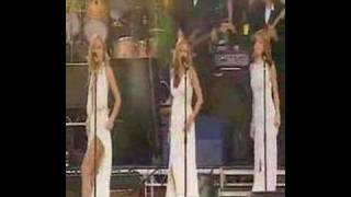 Atomic Kitten Singing Dancing In The Street Live @ Party At The Pal...