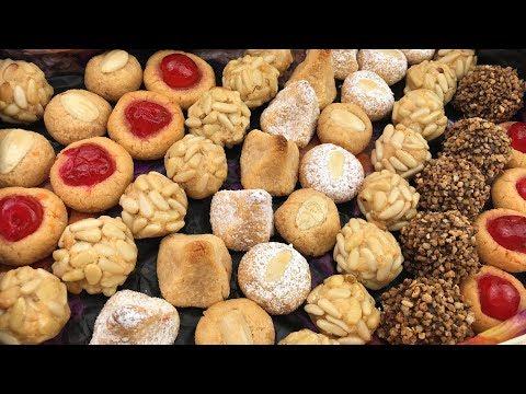 7 Dulces fáciles con 1 sola masa - Sin Gluten!! PANELLETS