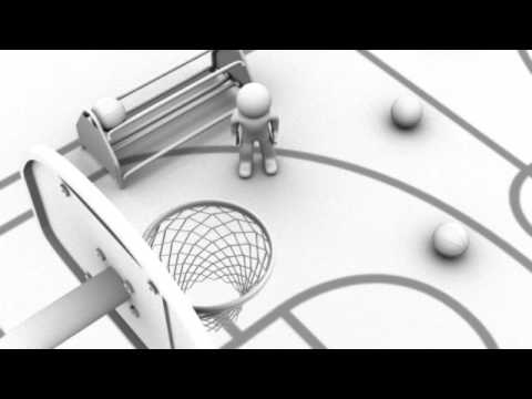 Never Give Up – Basketball Animated Short