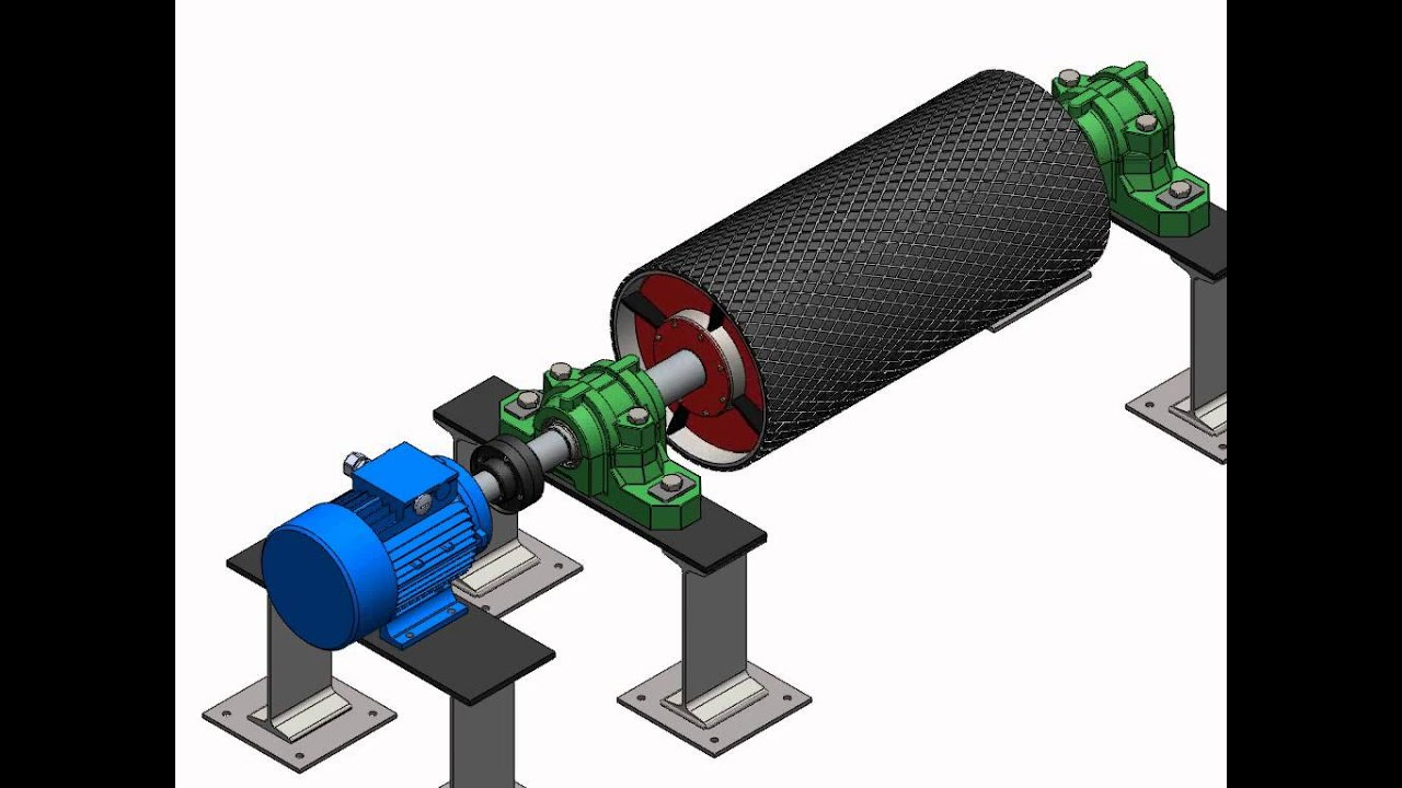 how to make v grooved pulley in solidworks