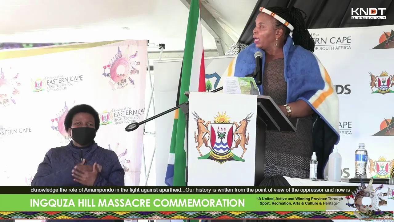 Download Ingquza Hill Massacre Commemoration