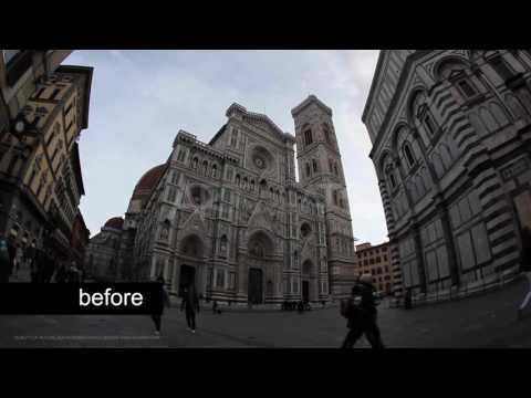 Quick Tips: Fixing Extreme Wide Angle Footage With Lens Correction