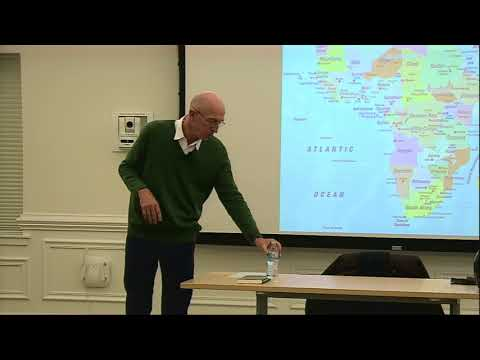 Africa's 'Scramble For Europe': Stephen Smith