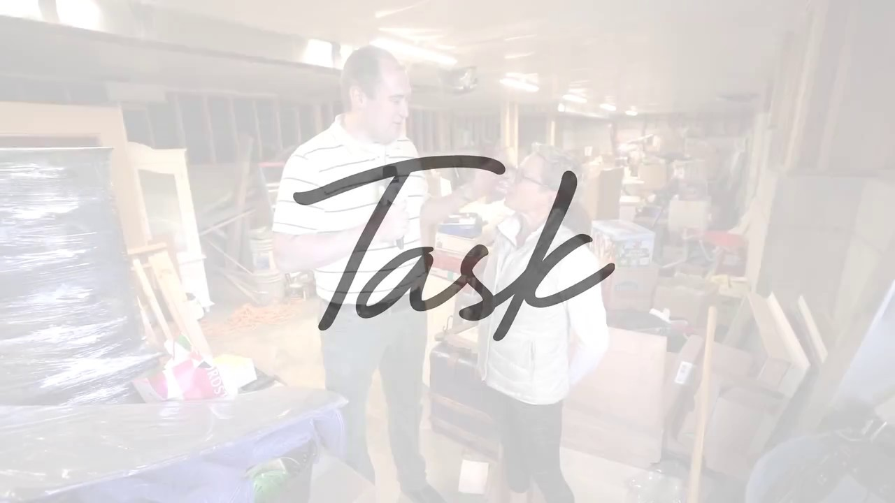 TASK - When you need it done.