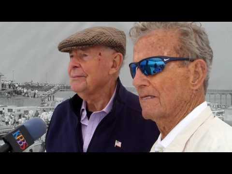 Leonoard Teyssier, Ocean Beach Pier builder interview for 50th Anniv.