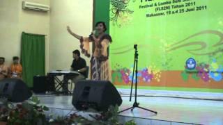 Juara III FLS2N 2011 - Jabar (Lagu wajib)