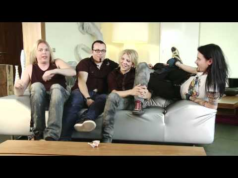 Apocalyptica - Started To Play Cello - Interview