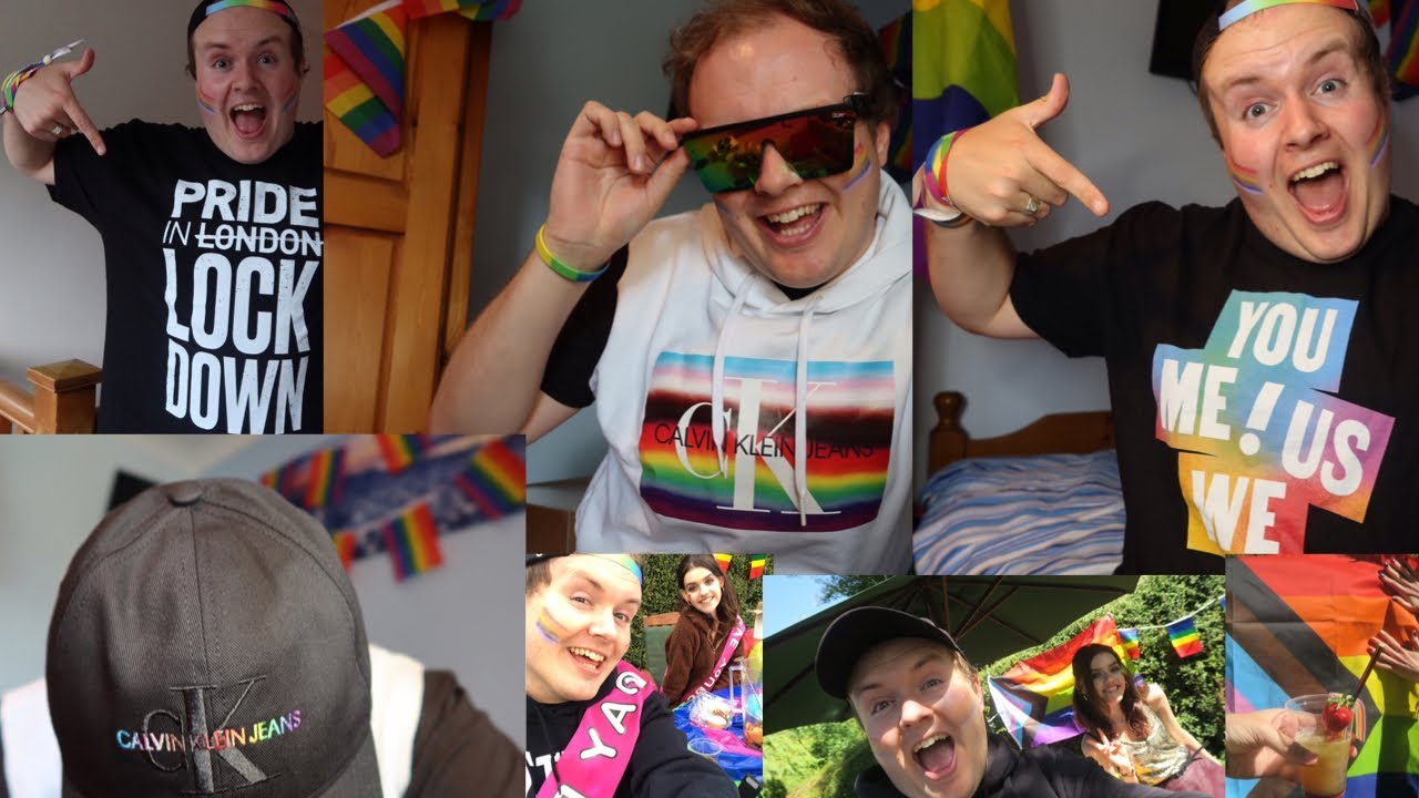 Pride Haul and Pride At Home Party